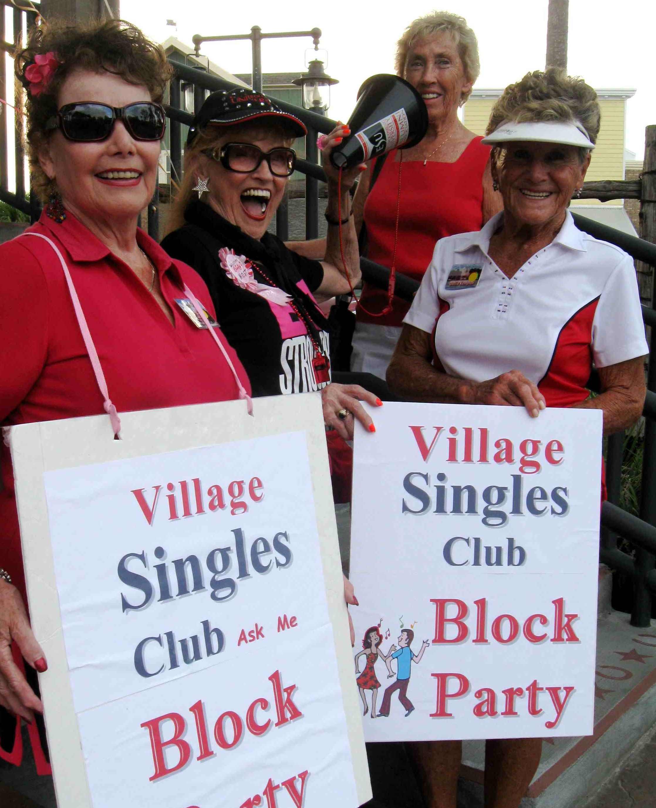 The villages singles club florida