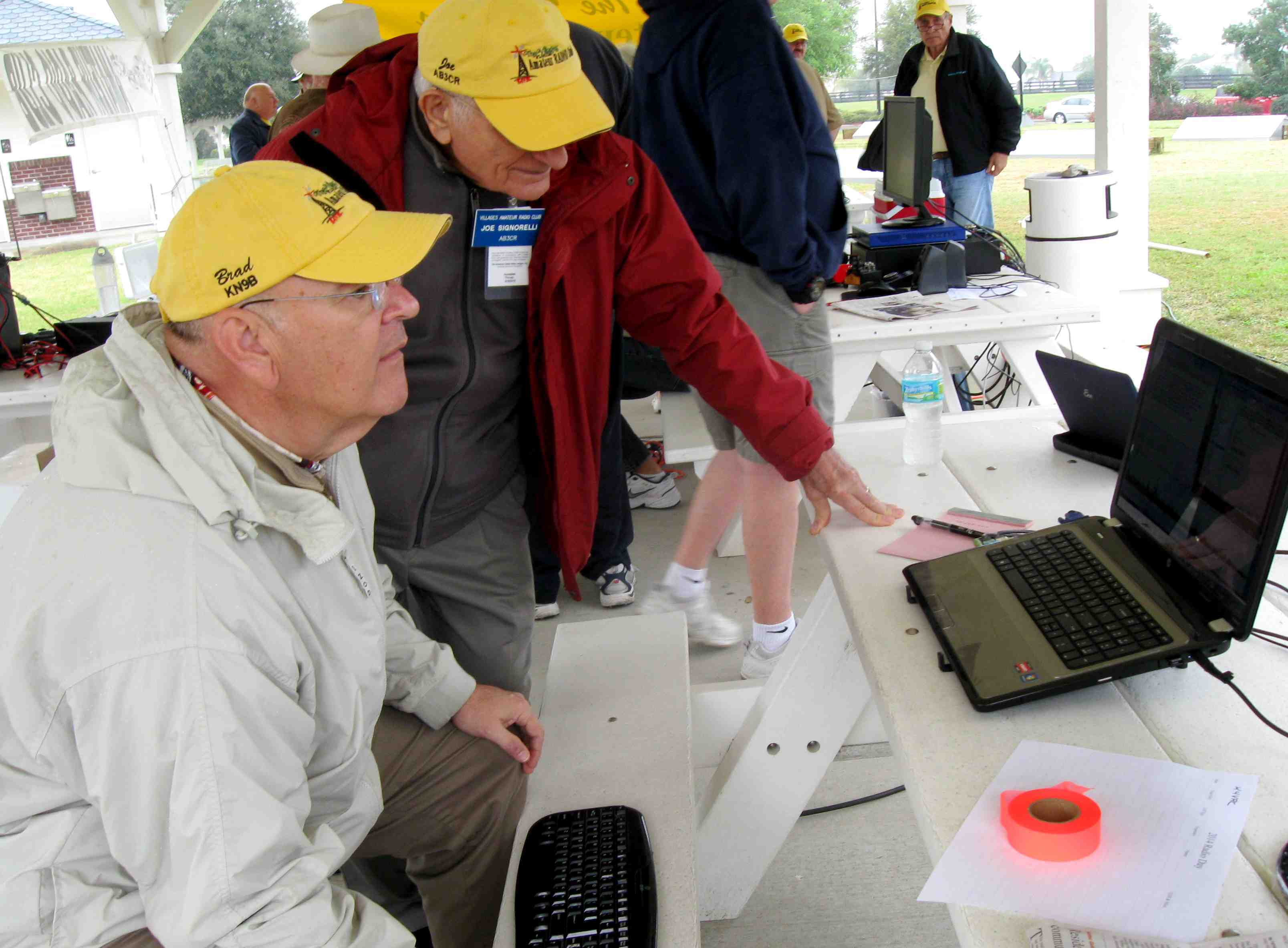 Villages Amateur Radio Club boasts 220 members who stand ready to provide help