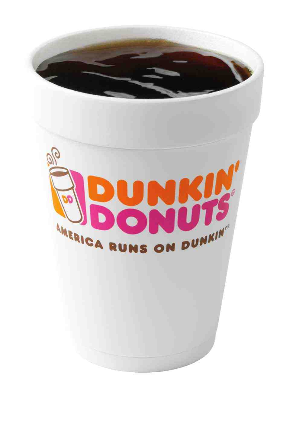 dunkin donuts or starbucks dunkin has clear lead in