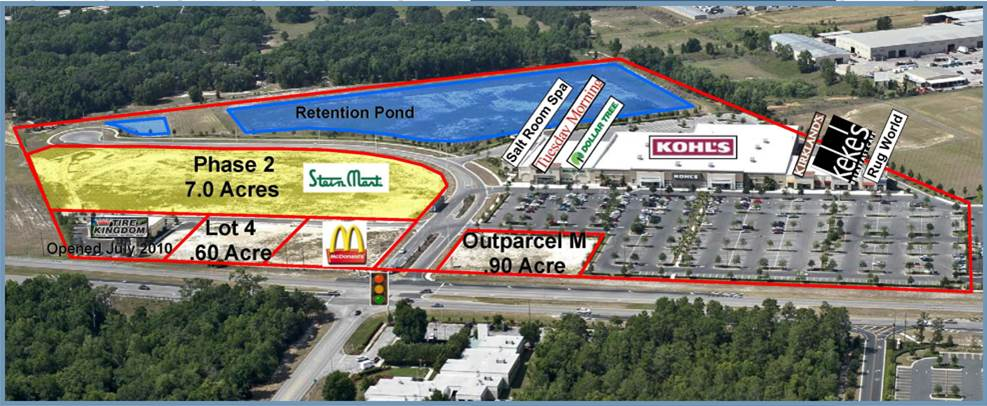 Stein Mart Will Be Joining Lady Lake Crossing.