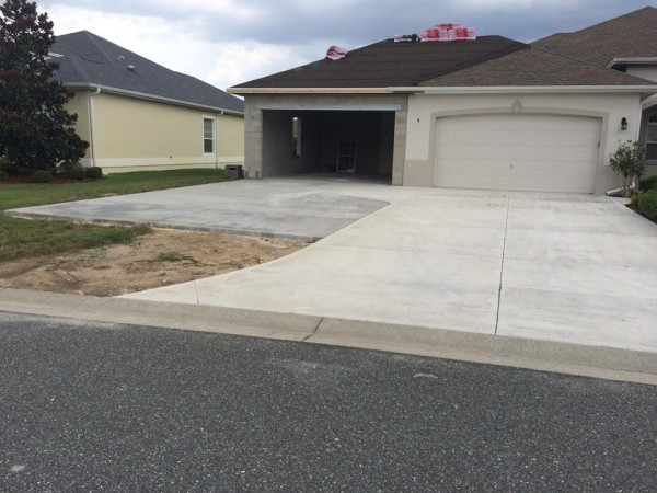 Homeowner with 'eyesore' driveway finally sees hope of resolving situation