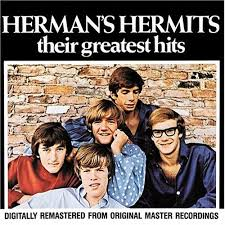 Herman's Hermits once dominated the charts.