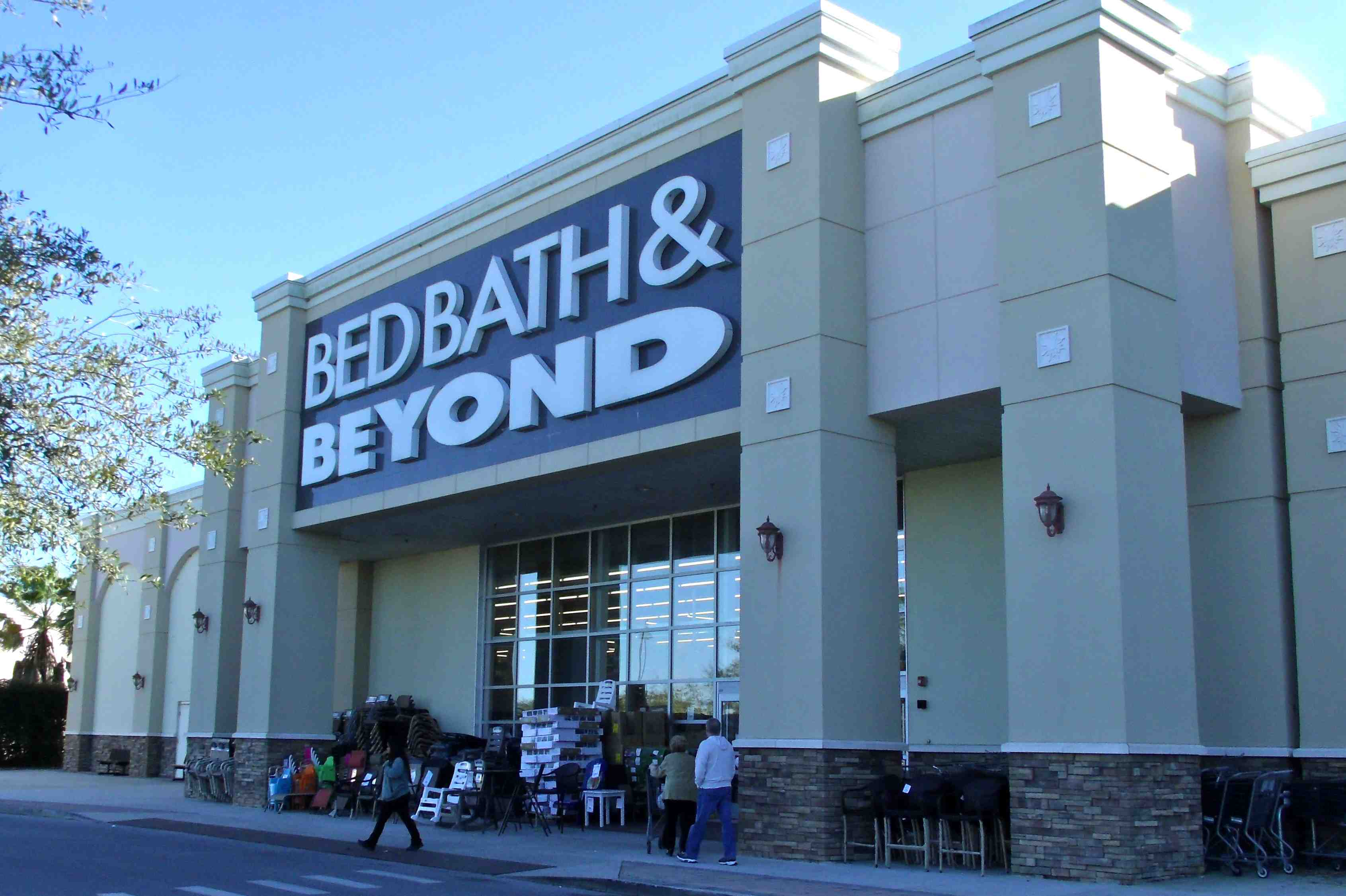 Bed Bath & Beyond Verified account @BedBathBeyond Welcome to our page where you'll find tips & solutions for your home and beyond. Need help? Send us a message! Share your finds with #thegamingpistol.mlt Status: Verified.
