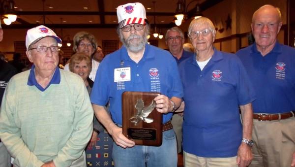 Honor Flight was honored as Volunteer Organization of the Year.
