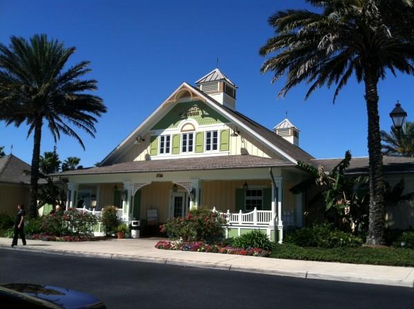 Cane Garden Clubhouse