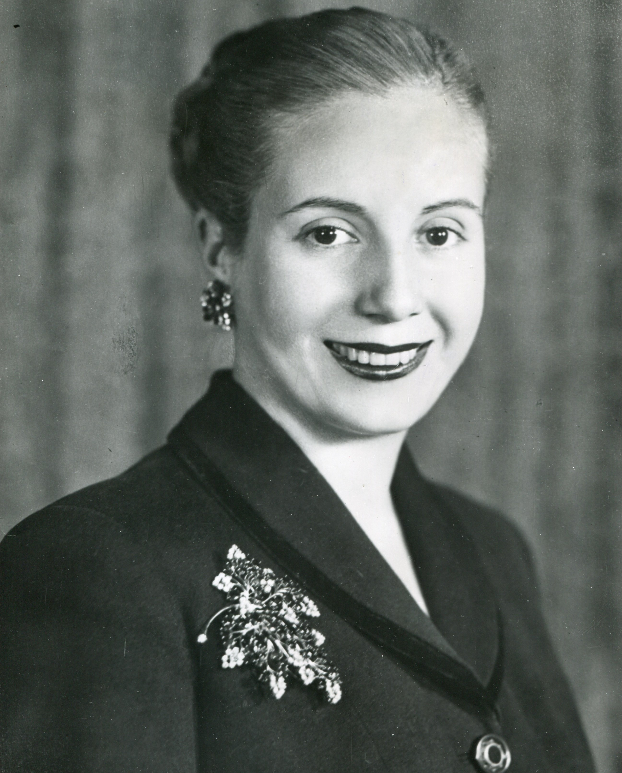 Today in history� nation mourns death of �Evita�