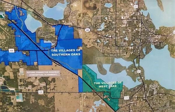 Sumter County to handle building permits for Villages
