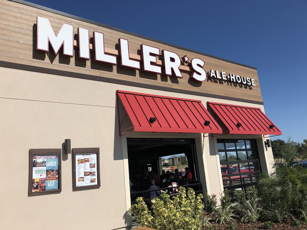 Opening date announced for new Miller's Ale House restaurant ...