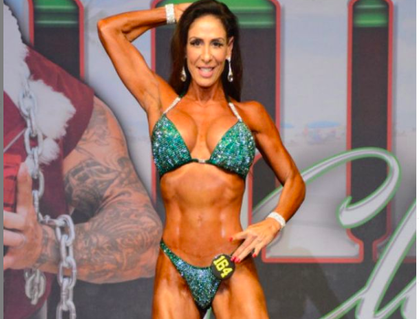 Judge dismisses order of protection in case of lady bodybuilder accused of attacking husband